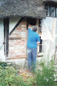 Renovating Wellow Wood
